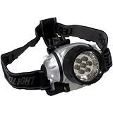 NANKAI Senter Kepala 7 LED - Senter / Lantern