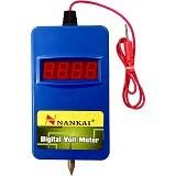 NANKAI Tester Accu Digital Kecil - Tester Listrik