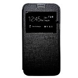 NANO Flip cover Xiaomi Redmi Mi4 [NanoFC367] - Black (Merchant) - Casing Handphone / Case