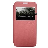 NANO Flip cover Samsung Galaxy Tab A/T350 [NanoFC633] - Pink (Merchant) - Casing Handphone / Case