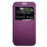 NANO Flip cover Samsung Galaxy Tab A/T350 [NanoFC634] - Purple (Merchant) - Casing Handphone / Case