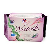 NATESH Maximum Night Protection - Pembalut Wanita