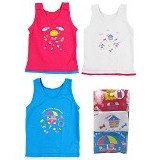NATHALIE KIDS Colourfull Tank Top Kids Size XL [NTKA 1059] - Jumper Bepergian/Pesta Bayi dan Anak