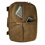 NATIONAL GEOGRAPHIC A5250 Small Rucksack - Brown - Camera Backpack