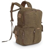 NATIONAL GEOGRAPHIC A5270 Medium Rucksack - Brown