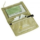 NATIONAL GEOGRAPHIC Passport Holder [NG-9100] - Dompet Pria
