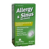 NATRA BIO Allergy Sinus (60 Tablet) - Obat Alergi / Sinus / Atshma