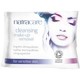 NATRACARE Cleansing Make-up Removal Wipes [782126202024] - Make-Up Remover