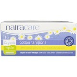 NATRACARE Cotton Tampon Regular With Applicator [782126008008] - Pembalut Wanita