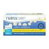NATRACARE Cotton Tampon Super with Applicator [782126009005] - Pembalut Wanita