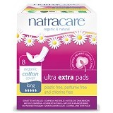 NATRACARE Ultra Extra Pads Long With Wings [782126003201] - Pembalut Wanita
