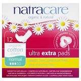 NATRACARE Ultra Extra Pads Normal with Wings [782126003256] - Pembalut Wanita