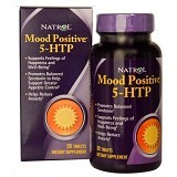 NATROL Mood Positive 5 HTP 50 Tablets [NCL0016] - Suplement Otak