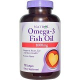 NATROL Omega 3 Fish Oil 150 Caps [N03150C] - Lemon Flavour