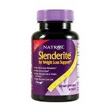NATROL Slender it for Diet & Weight loss Support 60 caps [NSIWL60C] - Suplement Peningkat Metabolisme Tubuh