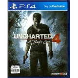 NAUGHTY DOG Uncharted 4 PlayStation 4 (Merchant) - Cd / Dvd Game Console