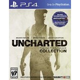 NAUGHTY DOG Uncharted The Nathan Drake Collection PlayStation 4 - CD / DVD Game Console
