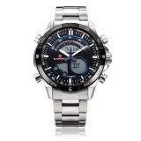 NAVIFORCE Watch [NF9031] - Silver/Blue - Jam Tangan Pria Casual