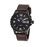 NAVIFORCE Watch [NF9039] - Brown - Jam Tangan Pria Casual