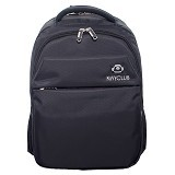 NAVY CLUB Backpack Comp [5716] - Black - Notebook Backpack