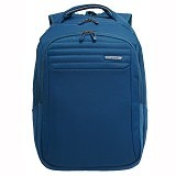 NAVY CLUB Expandable Backpack [8278] - Blue - Notebook Backpack