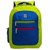 NAVY CLUB Ransel Laptop [3261] - Green - Notebook Backpack