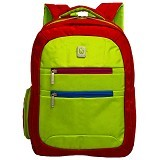 NAVY CLUB Ransel Laptop [3261] - Red - Notebook Backpack
