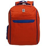 NAVY CLUB Ransel Laptop [3262] - Orange - Notebook Backpack