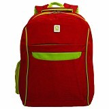 NAVY CLUB Ransel Laptop [3262] - Red - Notebook Backpack
