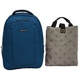 NAVY CLUB Ransel Laptop [5817] - Blue - Notebook Backpack