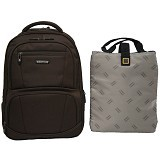 NAVY CLUB Ransel Laptop [5819] - Cofee - Notebook Backpack