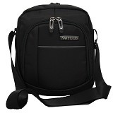 NAVY CLUB Shoulder Bag [8150] - Black - Notebook Shoulder / Sling Bag