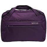 NAVY CLUB Travel Bag [2029] - Purple - Travel Bag