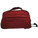 NAVY CLUB Travel Bag Trolley [2026] - Red (Merchant) - Travel Bag