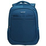 NAVY CLUB Waterproof Backpack [8299] - Blue - Notebook Backpack