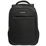 NAVY CLUB Waterproof Backpack [8300] - Black - Notebook Backpack