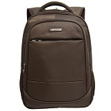 NAVY CLUB Waterproof Backpack [8300] - Coffee - Notebook Backpack