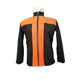 NEARMOUNT GEAR Jaket Polar - Orange (Merchant) - Jaket Outdoor Pria