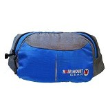 NEARMOUNT GEAR Waistbag - Blue (Merchant) - Tas Pinggang / Travel Waist Bag