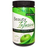NEOCELL Beauty Infusion Refreshing Collagen Drink Mix Appletini 330gr [NCIDP330GRAPT] - Suplement Kesehatan Kulit