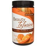 NEOCELL Beauty Infusion Refreshing Collagen Drink Mix Tangerine Twist 330gr [NCIDP330GROT] - Suplement Kesehatan Kulit