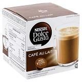 NESCAFE DOLCE GUSTO Cafe Au Lait (Merchant) - Kopi Bubuk & Kemasan