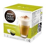 NESCAFE DOLCE GUSTO Cappuccino (Merchant) - Kopi Bubuk & Kemasan