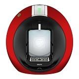 NESCAFE DOLCE GUSTO Coffee Machine Circolo Automatic [KP5105] - Red