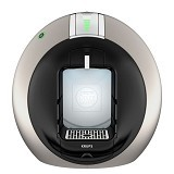 NESCAFE DOLCE GUSTO Coffee Machine Circolo Automatic [KP510T] - Titanium