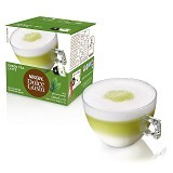 NESCAFE DOLCE GUSTO Green Tea Latte (Merchant) - Teh Kemasan