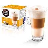 NESCAFE DOLCE GUSTO Vanilla Latte Macchiato (Merchant) - Kopi Bubuk & Kemasan