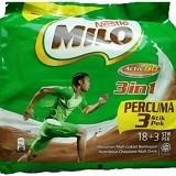 NESTLE Milo 3 in 1 (Merchant) - Susu Bubuk & Kemasan