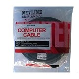 NETLINE Kabel VGA 5M - Cable / Connector Vga