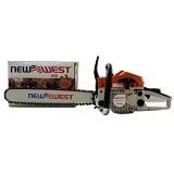 NEW WEST Chainsaw 598 - Gergaji Listrik